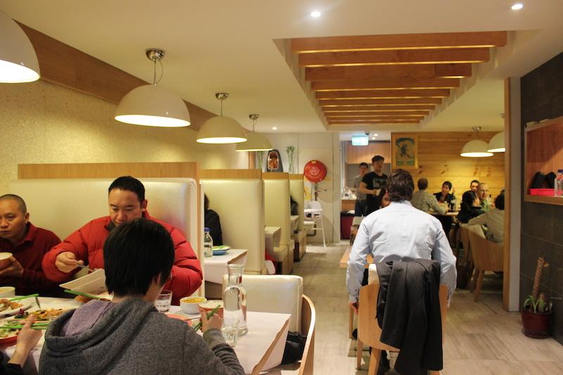 功德林 Gong De Lin Vegetarian Cuisine