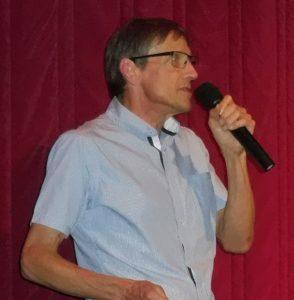 Dr Malcolm Mackay